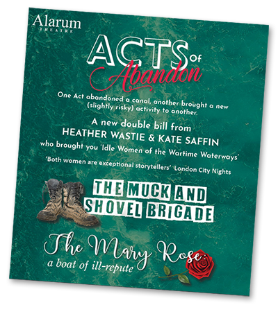 Acts of Abandon poster