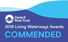 CRT 2018 commended logo