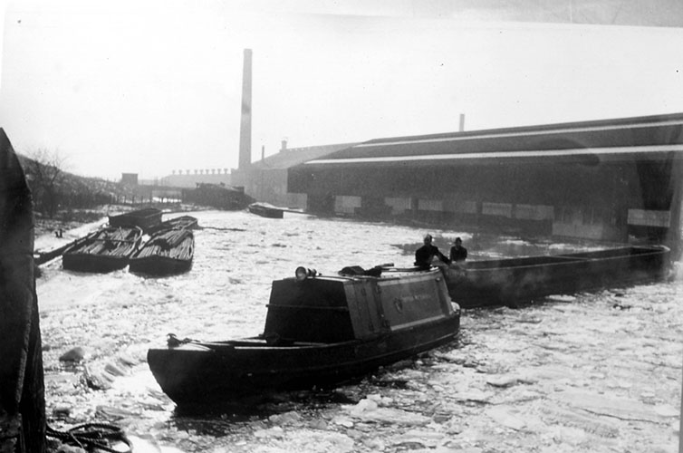 Hawne Basin 1963 (Coombeswood Canal Trust)