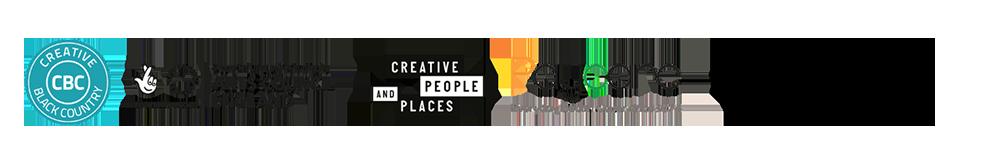 CBC Creative Connections logos